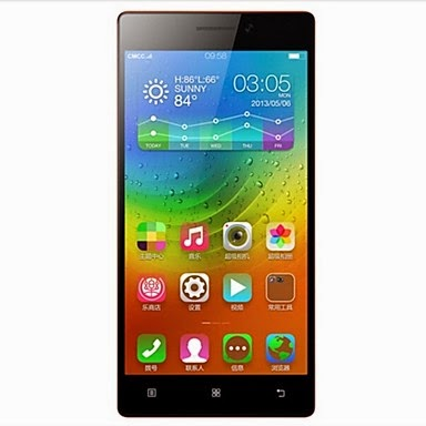 Smartphone Lenovo Ambiente Android 4.4 LTE 4G