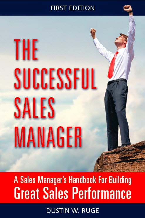 The Successful Sales Manager Book