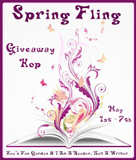 Welcome to the Spring Fling Giveaway Hop! It's hosted by I am a Reader, ...