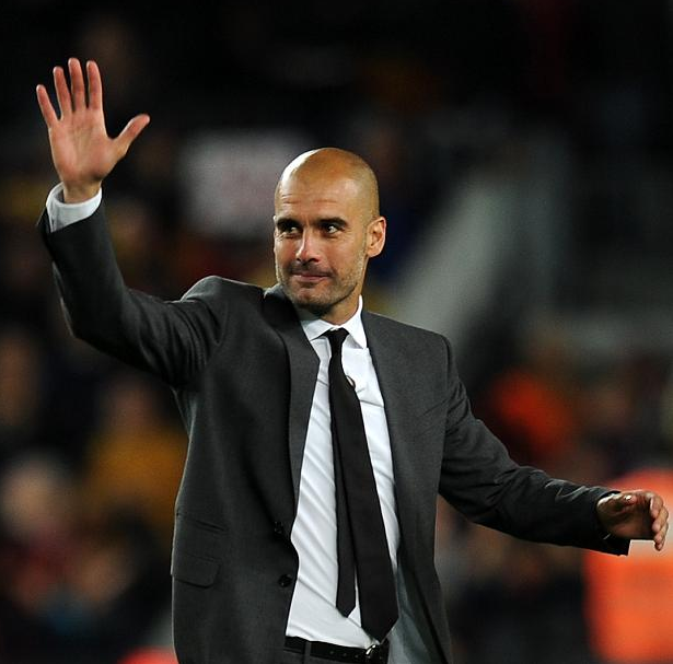 Pep Guardiola wants to coach in English premier league