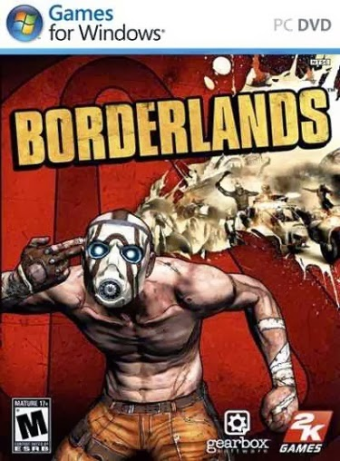 Cover Borderlands Game Of The Year Edition Rip Full.