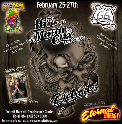 pirate city tattoo. THIS WKEND: Motor City Tattoo