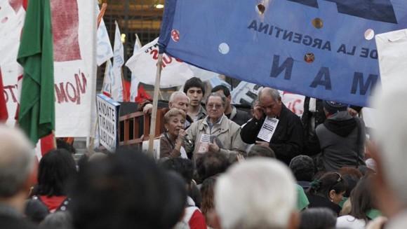 """""""Marcha de la Dignidad"""""""