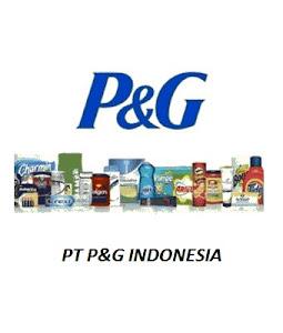 Lowongan Kerja PT P&G Operations Indonesia