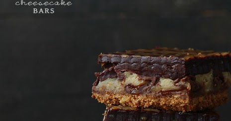 Be Different...Act Normal: Rolo Cheesecake Bars