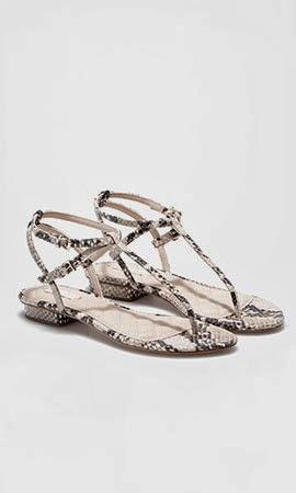 Massimo Dutti mujer primavera verano 2014 sandalias esclava