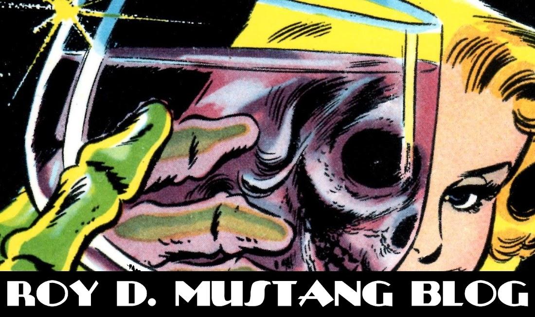 Roy D. Mustang Blog