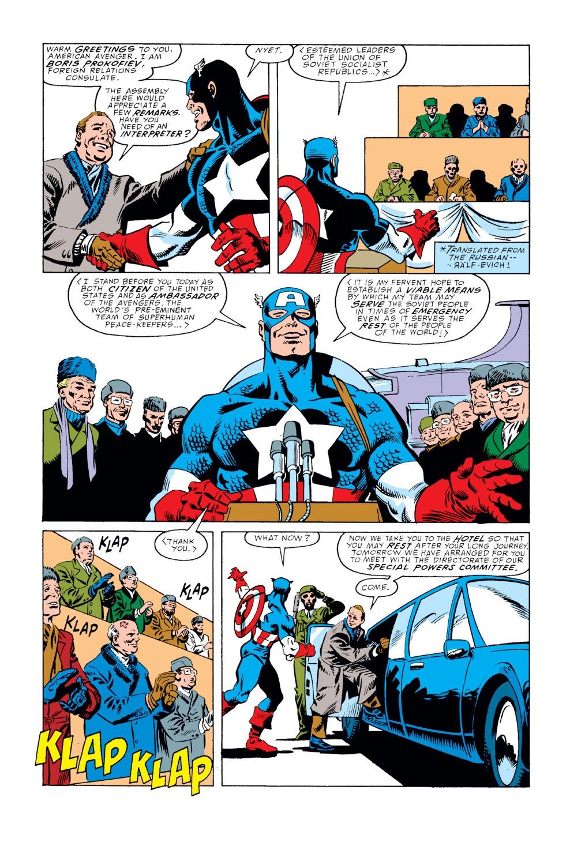 Captain America (1968) Issue #353 #285 - English 5