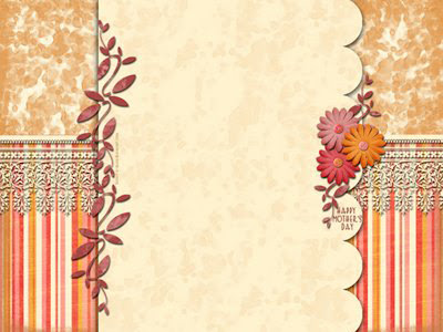 Free Download Mother's Day PowerPoint Background 4