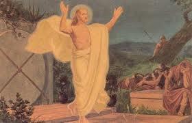 Yesus bangkit dari Antar Orang Mati
