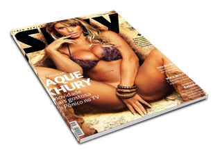 Download Jaque Khury Revista Sexy Setembro 2011