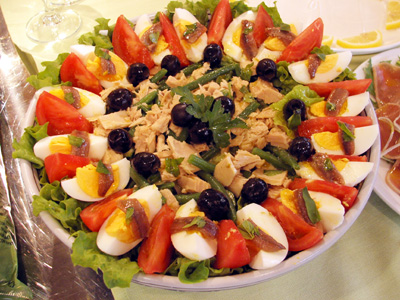 Salade, recettes de cuisine salades marocaine