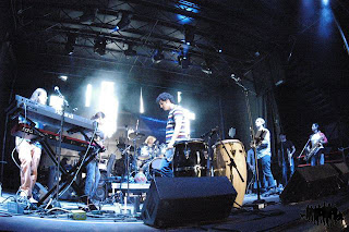 The Motet at the Main Stage, ARISE Music Festival, Thursday August 15