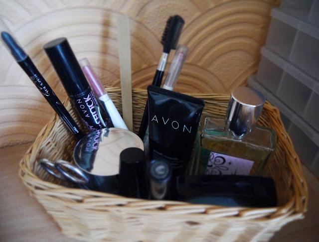 Make up basket