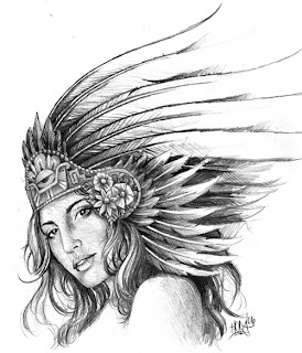 Tattoo designs, Aztec tattoos, Native American tattoo ideas