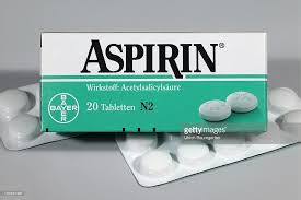 """Aspirin"" from ""Bayer"""