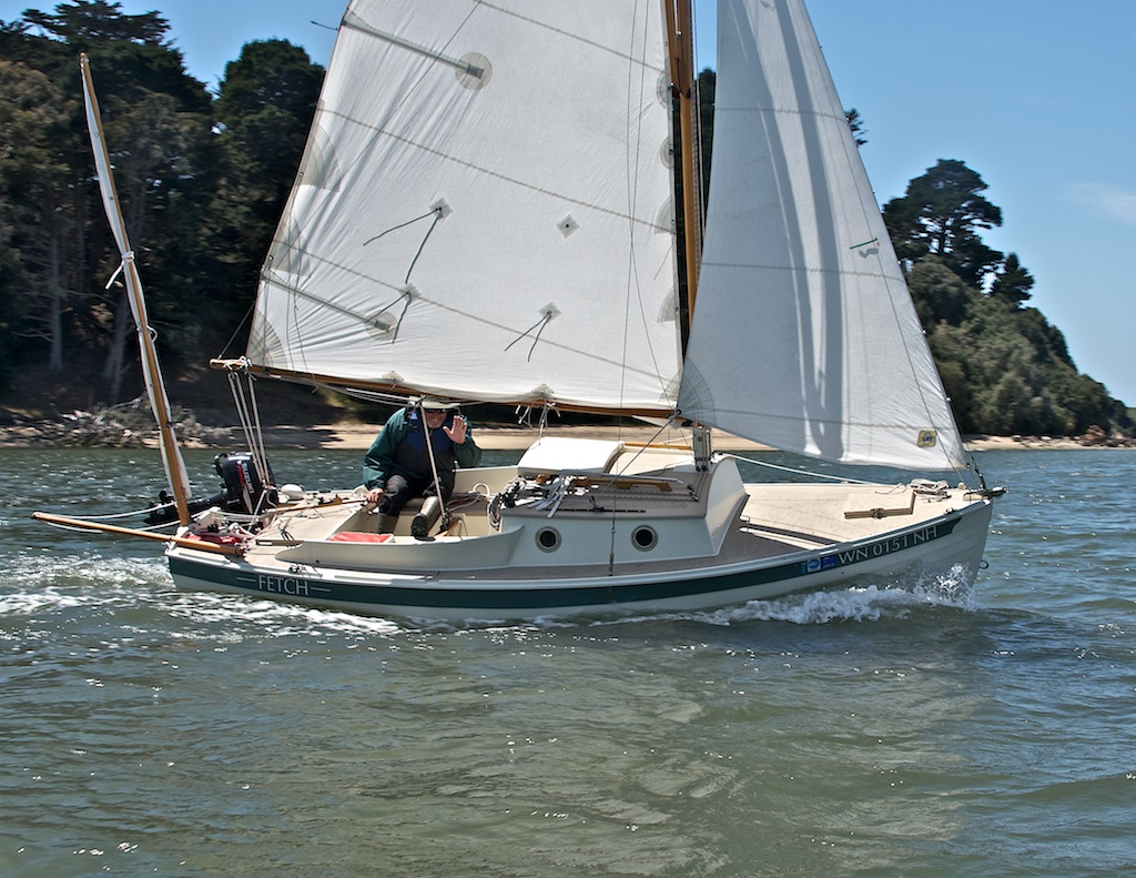 how to choose performance cruising sails