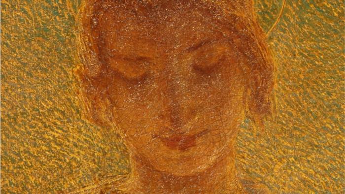 Gaetano Previati 1852-1920 | Italian Symbolist painter