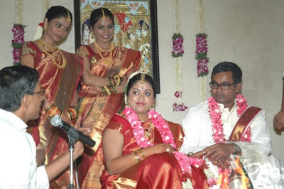 Director Selvaraghavan and Geethanjali Wedding Stills show stills