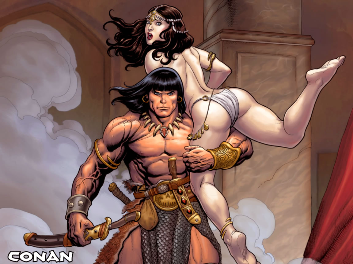Conan the barbarian porn gallery nude tube