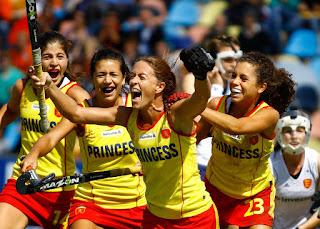 HOCKEY HIERBA - Se confirma que la selección femenina españolas estará en Río 2016