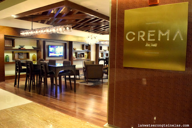 MARRIOTT GRAND BALLROOM: THE SWEET DETAILS OF CREMA