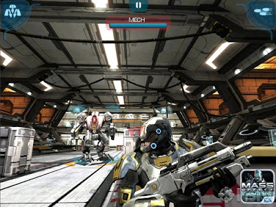 Mass Effect Infiltrator Apk for Android