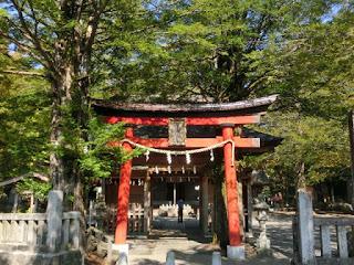 忍草浅間神社(忍野村)