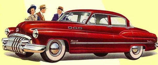 club5a reportage auto les voitures am ricaines des ann es 50. Black Bedroom Furniture Sets. Home Design Ideas