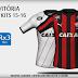 EC Vitória Puma 15/16 Kits HD