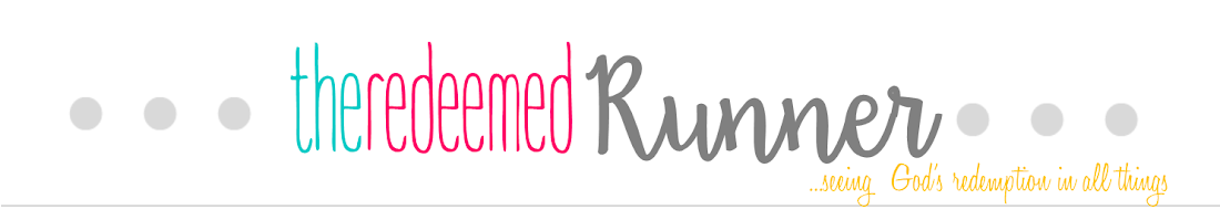 Redeemed Runner