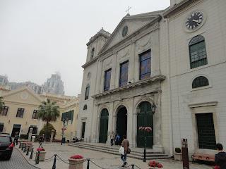 Catedral del Nacimiento de María de Macao