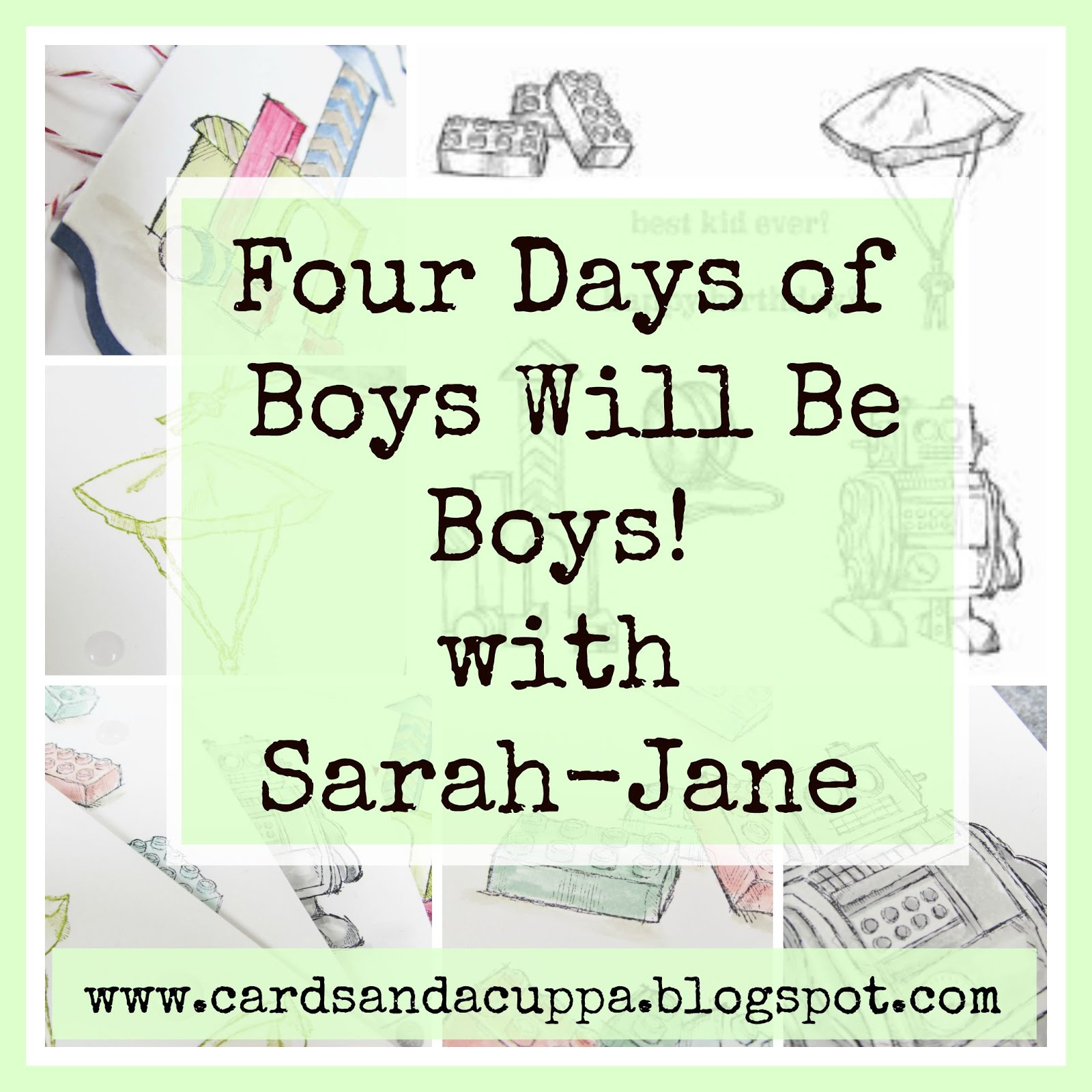 Four Days Of Boys Will Be Boys