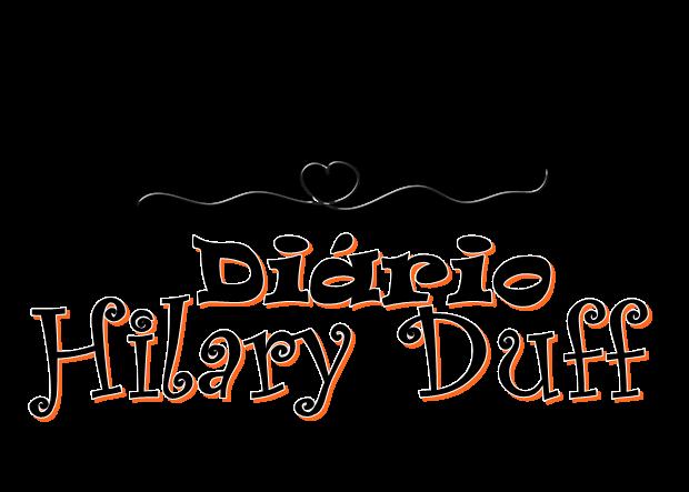 Diário Hilary Duff