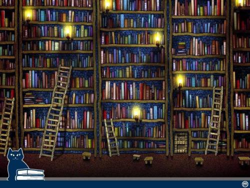 Los libros dan luz