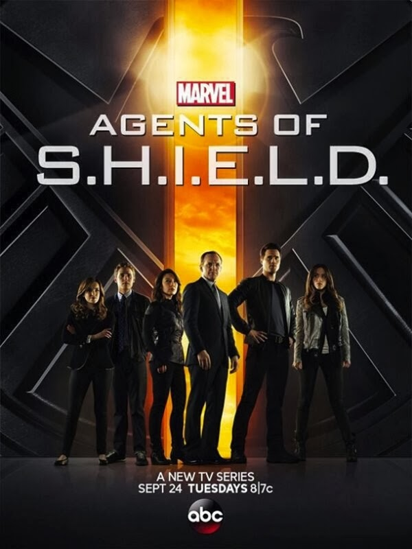 Agents of SHIELD 1ª Temporada Dublado