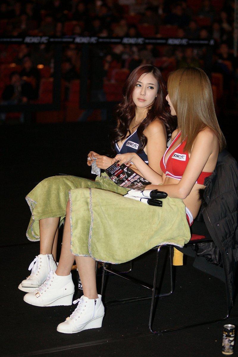 Kim Ha Yul at Road FC