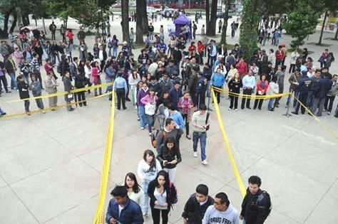 Universiad Nacional de Colombia Bogotá Entrada Calle 45