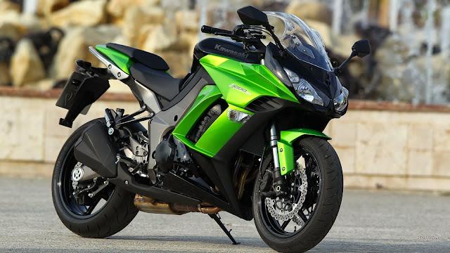 Kawasaki Z10 Bike