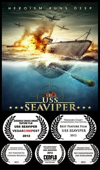 Chiến Hạm Ngầm - USS Seaviper - 2012