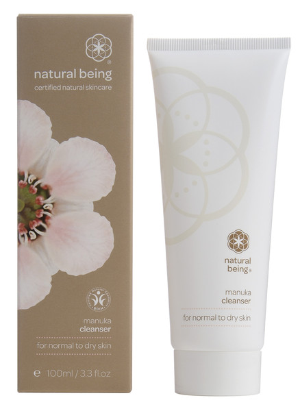 Natural Being Manuka Creamy Cleanser