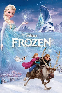 Frozen movie 2013