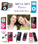 MP3 &amp; MP4 Players