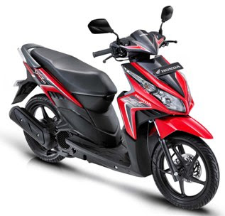 2011 New Honda Vario CBS Techno Scooter Matic