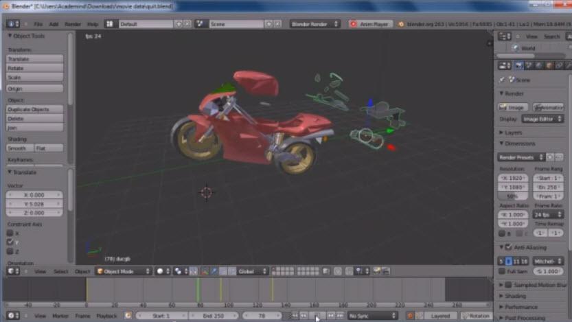 Best Open Source 2d Animation Program