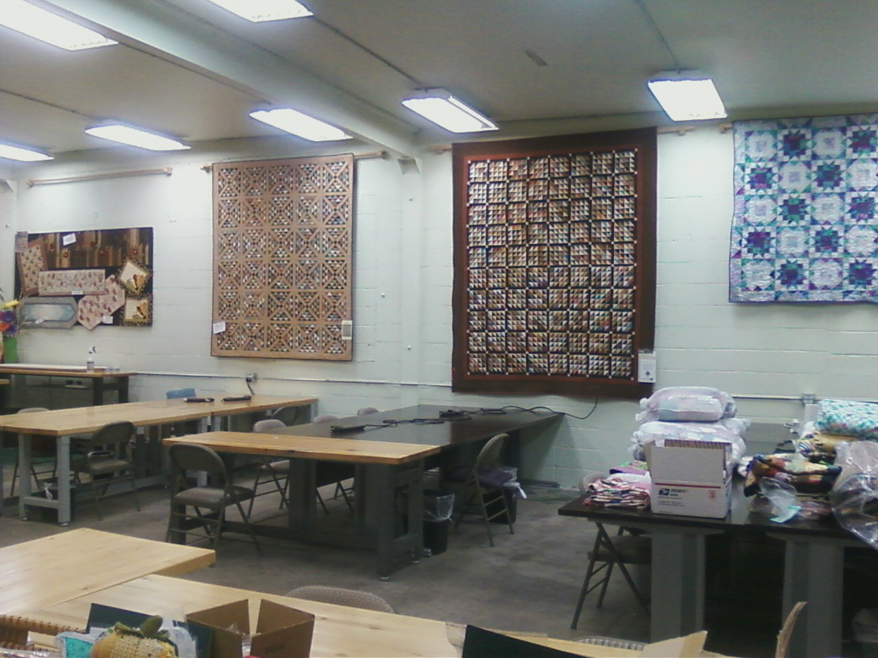 Phoenix Quilts Charlotte Fire Quilts Donated