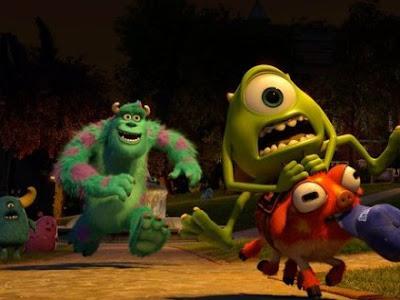 Las cosas más locas de Monsters University