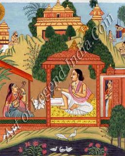 Rangaputra Bengal Painting