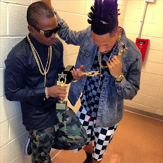 Acheivement Portal; Phyno and Olamide Walk Away with the Best Indigenous Awards