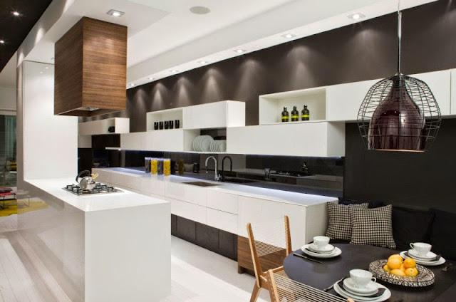 Phòng bếp căn hộ MB Land Home 3